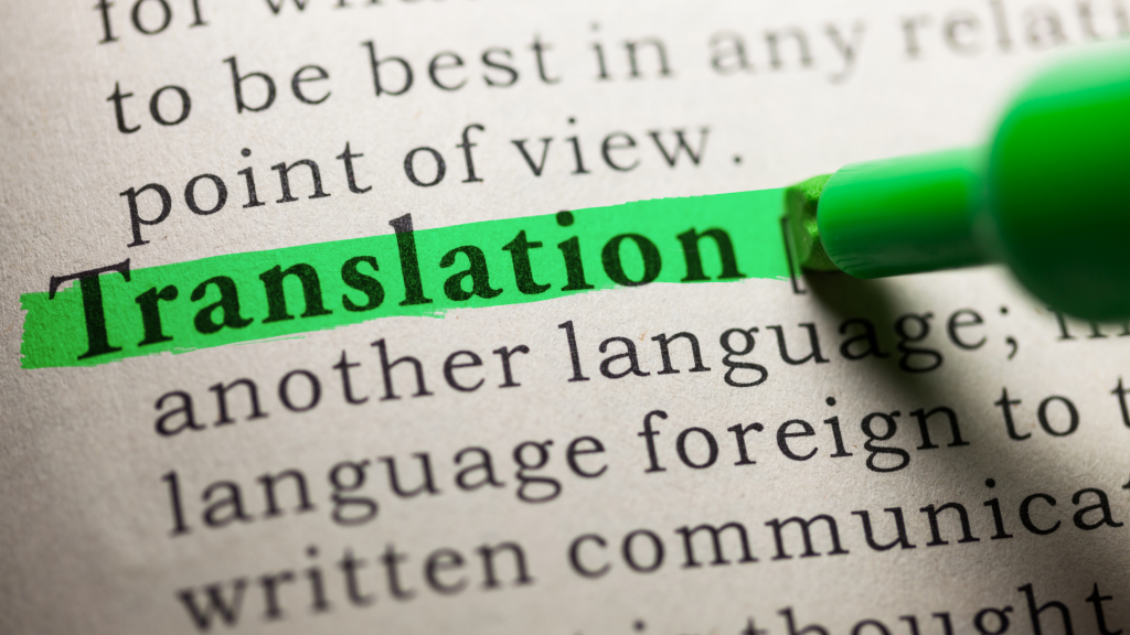 Biuro tłumaczeń online. Jak zlecić tekst do tłumaczenia